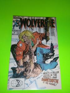 WOLVERINE #10 Featuring Epic Battle With Sabretooth Price Reduced/Free Shipping!