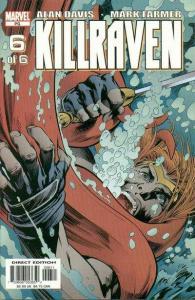 Killraven (2002 series) #6, VF (Stock photo)