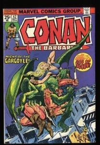 Conan The Barbarian #42 VF 8.0 Marvel Comics