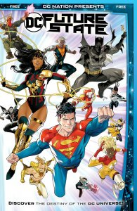 DC NATION PRESENTS DC FUTURE STATE #0