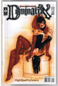 DOMINATRIX #5, NM, Gene Simmons, Femme Fatale, 2007, more in store