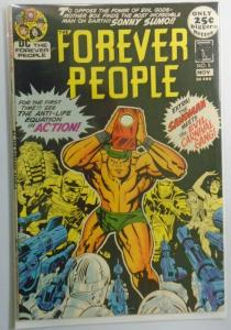 Forever People (1st Series) #5 Jack Kirby 3.0 (1971)