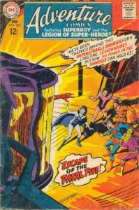 Adventure Comics (1938 series) #365, VG (Stock photo)