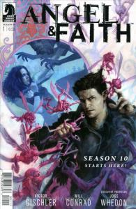 Angel & Faith Season 10 #1 VF/NM; Dark Horse | save on shipping - details inside