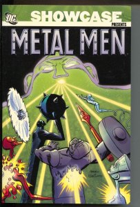 Showcase Presents Metal Men-Vol.2-Robert Kanigher-2008-PB-VG/FN