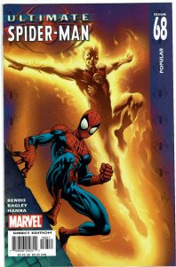 Ultimate Spider-Man #68 Brian Bendis Ultimate Fantastic Four NM
