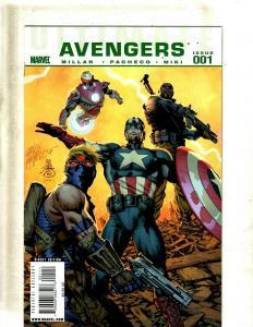 12 Comics Avengers 3 4 Annex 3 West Coast 2 1 Unplugged 2 3 Ultimate 1 + J413