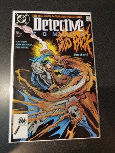 ​Detective Comics #607  Mudpack Clayface  HIGH GRADE NM