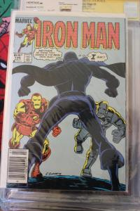 Iron Man 196  NM