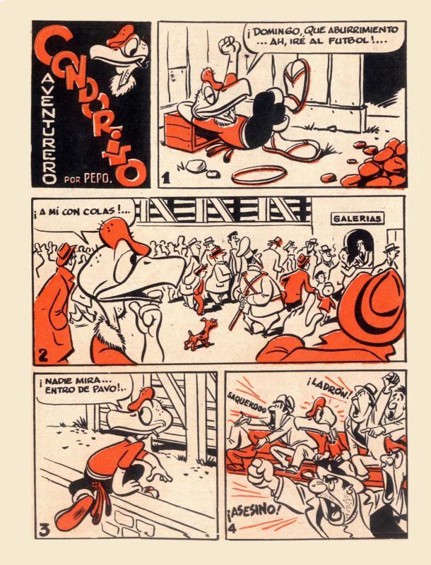 100 Historietas de CONDORITO COMICS CD