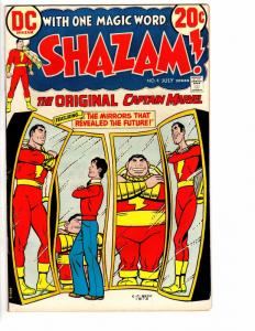 SHAZAM (1973) 4 VG-F July 1973 Original Captain Marvel