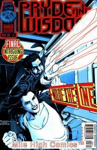 X-MEN: PRYDE & WISDOM (1996 Series) #3 Near Mint Comics Book