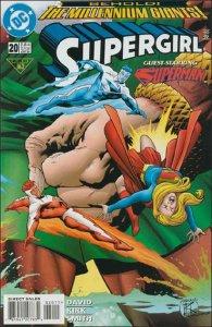 DC SUPERGIRL (1996 Series) #20 NM