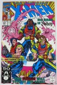 UNCANNY X-MEN #282 (Marvel, 11/1991) VF-NM FIRST BISHOP! Byrne/Portacio