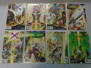 Universe X set #0-12+ Specials 20 different issues 8.0/VF (2000)