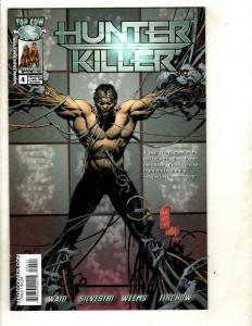 11 Comics Hunter Killer 4 5 6 7 8 9 (1) 10 11 Ghost Stories # 55 Manor # 67 EK13