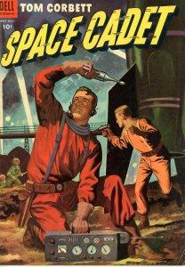Tom Corbett, Space Cadet 10  F  1954