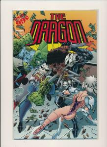 Image Comics SET OF 2- THE DRAGON #1 & #2 VERY FINE + (PF855)
