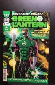 The Green Lantern #1 (2019)
