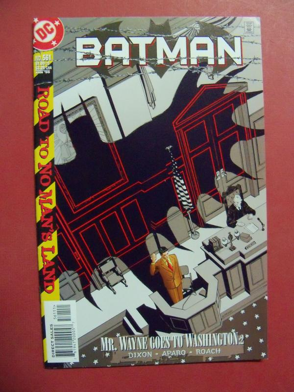 BATMAN #561 (Near Mint 9.4 or better) DC COMICS  1999