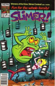 Slimer! #8 (Newsstand) FN; Now | save on shipping - details inside