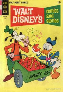 Walt Disney's Comics and Stories #333 VF/NM; Dell   save on shipping - details i