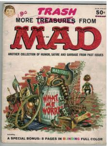 MORE TRASH FROM MAD NN (1958)  GOOD REPRINTS FROM 50s