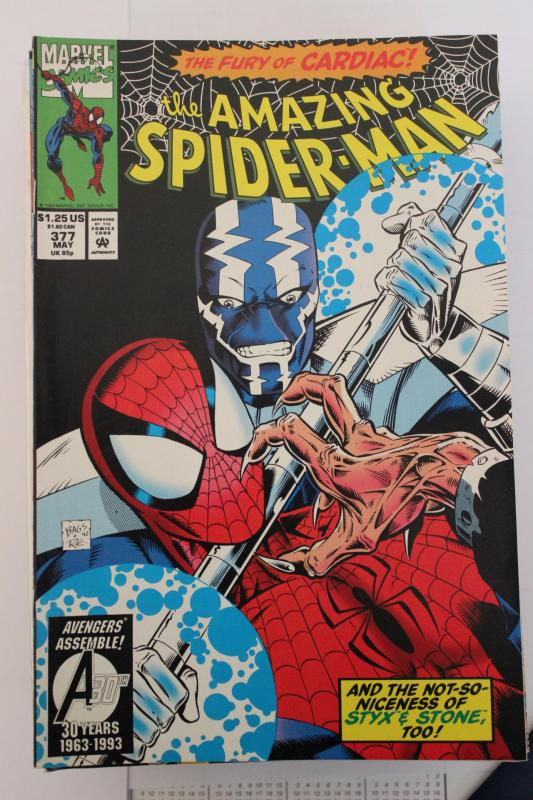 Amazing Spider-Man 377 NM
