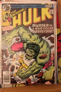 Incredible Hulk  228 FN/VF