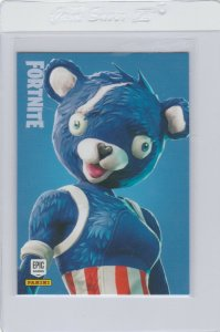 Fortnite Fireworks Team Leader 212 Epic Outfit Panini 2019 trading card series 1