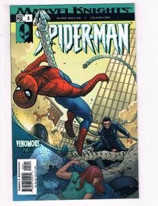 Marvel Knights Spider-Man #5 VF Marvel Comics Comic Book Millar DE22