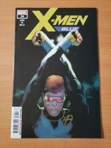 X-Men Blue #36 ~ NEAR MINT NM ~ 2018 Marvel Comics