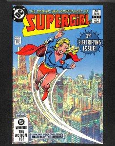 Supergirl #1 (1982)