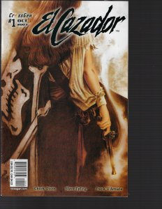 El Cazador #1 (CrossGen, 2003)