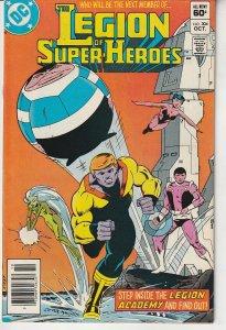 Legion of Super Heroes(vol. 3) # 304  The Legion Academy !