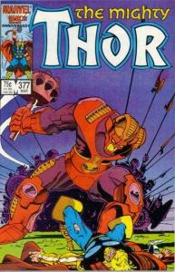 Thor (1966 series) #377, NM (Stock photo)