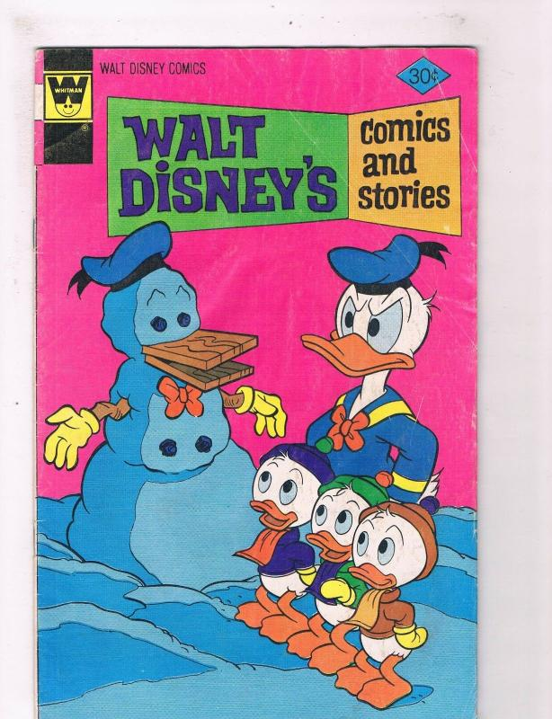 Walt Disney's Comics And Stories # 6 VG Whitman Comic Books Donald Duck WOW SW7