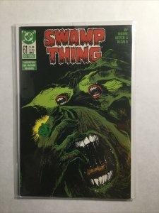 Swamp Thing 61 62 Near Mint Nm Dc Comics