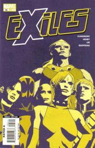 Exiles (2001 series) #95, NM (Stock photo)