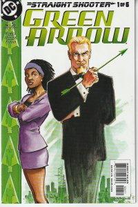 Green Arrow(vol. 2) # 26, 27,28,29,30,31  Straight Shooter Parts 1 - 6