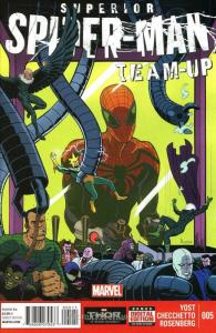Superior Spider-Man Team-Up #5 VF/NM; Marvel | save on shipping - details inside
