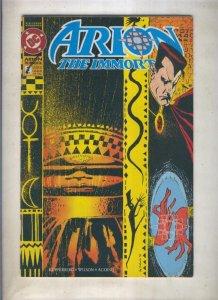 Arion the Immortal numero 3 (1992)
