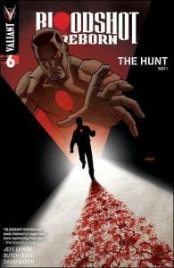 Bloodshot Reborn #6B VF/NM; Valiant | save on shipping - details inside