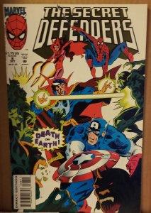 Secret Defenders #8 (1993)