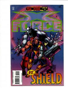 10 Comics XForce 55 61 64 65 76 78 79 Annual 96 Savag Wolverine 1 Origins 12 SN1