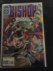 BISHOP / 1-4 LIMITED SERIES / HIGH  GRADE / MARVEL--1994