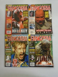 Fangoria magazine lot 7 different issues (O'Quinn Studios)