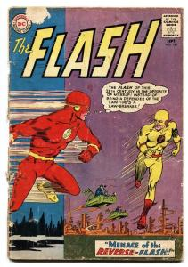 THE FLASH  #139 1963-DC-FIRST PROFESSOR ZOOM-TV SHOW G