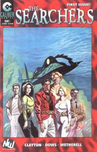Searchers, The #1 VF/NM; Caliber   save on shipping - details inside