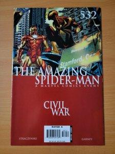 Amazing Spider-Man #532 ~ NEAR MINT NM ~ 2006 Marvel Comics
